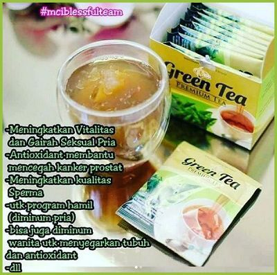 green tea mci, teh herbal mci, manfaat green tea mci, khasiat green tea mci, testimoni green tea mci, harga green tea mci, cara meningkatkan kualitas sperma, teh penyubur pria, teh penyubur sperma, minuman kesehatan herbal, minuman kesuburan pria,